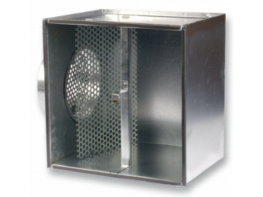 Pripojovacie krabice VWR-P pre mriežky typu (PS-)VWR-3(F)(V)X