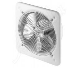 Priemyselný ventilátor WO 200-výkon:405m3/h priemer napojenia:200mm-Napätie 230V-plastové puzdro-hliníková lopatka