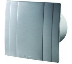 BLAUBERG Quatro100 Silver+hliníková farba mriežky+riadenie vypínačom na svetlo+vhodná do stropu