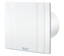 BLAUBERG Quatro100T-časový dobeh Ventilátor+vhodná do stropu