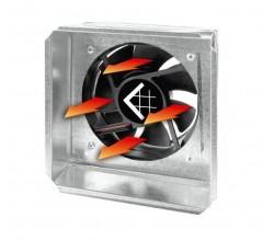 17x17/125 Ventilátor do mriežky STANDART