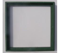 300x300 zelený Rám k plastovému poklopu k revíznej šachte