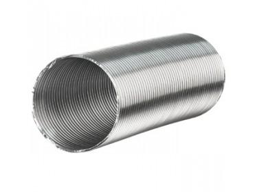 Flexibilné hliníkové potrubia dĺžky 5 metrov