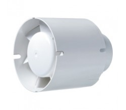 Blauberg TUBO 150-riadenie vypínačom na svetlo-vhodná do stropu
