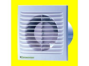 Ventilátory do kúpeľne Domovent typ S