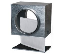FB 100 Filter vzduchotechnický obsahuje filter G4
