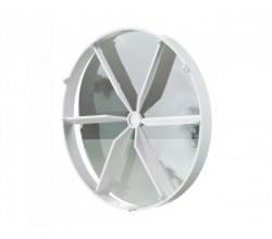 KO  Ø 100 mm Spätná klapka membránová k ventilátorom VENTS a BLAUBERG