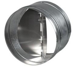 KOM  Ø125mm spätná klapka - bez tesnenia