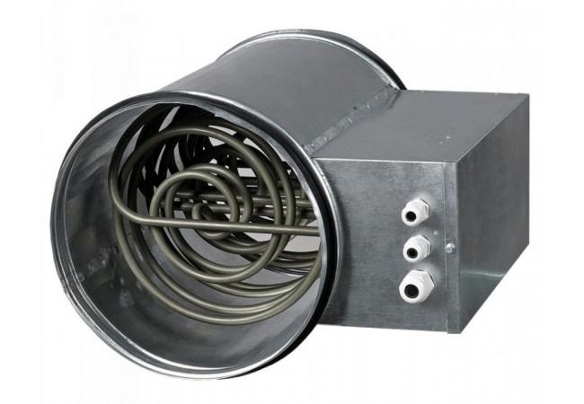 NK -125-2,4-1Elektrický ohrievač