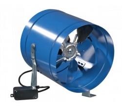 Potrubný ventilátor VENTS  VKOM 200-priemer napojenia 208mm výkon:405m3/h 230V