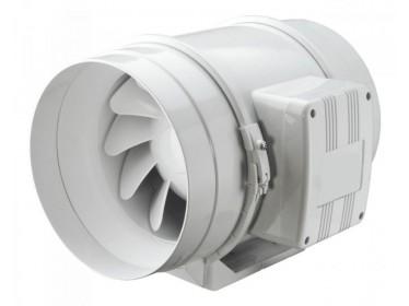 Axiálne potrubné ventilátory - VENTS typ  TT