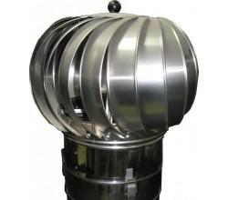 Turbomax 1 o150 podstava kruh nerezový