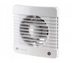 Ventilátor VENTS 100 MK-membránová spätná klapka-zapínanie a vypínanie vypínačom na svetlo