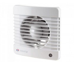 Ventilátor VENTS 100 MVTHL+ťahový spínač+časový dobeh+parový senzor+gulôčkové ložisko+vhodný do stropu