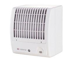 Ventilátor VENTS 100CF-radiálny ventilátor-zapínanie a vypínanie vypínačom na svetlo