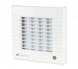 Ventilátor 125MAL-automatická žaluzia-guličkové ložisko-zapínanie a vypínanie vypínačom na svetlo-možnosť použitia do stropu