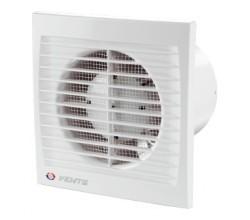 Ventilátor Vents 125S-zapínanie a vypínanie vypínačom na svetlo