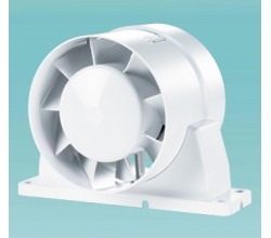 Ventilátor VENTS 125VKOk-zapínanie a vypínanie vypínačom na svetlo