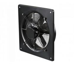 Priemyselný axiálny ventilátor RAVENTON FR-350-BS-výkon:2450m3/h priemer napojenia:380mm-Napätie 230V