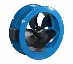 Priemyselné ventilátory potrubné VKF 4E 350-priemer napojenia 362mm výkon:2500m3/h 230V