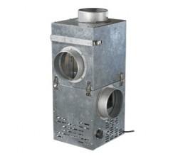 VENTS KAM125KFK Krbové ventilátory  400m3+byppas