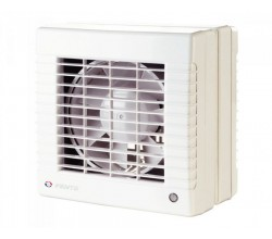 VENTS MAO1TH 125 ventilátor do okna+časový dobeh+parový senzor
