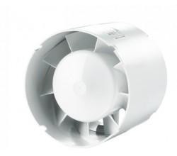 Ventilátor 100VKO1T-časový dobeh
