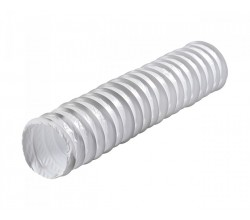 Ø 102mm/6metrov Flexibilné plastové potrubie Polyvent