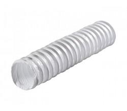 Ø 127mm/1meter Flexibilné plastové potrubie Polyvent