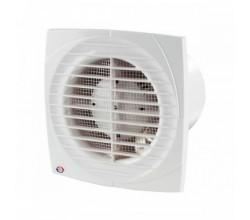 Ventilátor VENTS 100 DK+membránová spätná klapka-zapínanie a vypínanie vypínačom na svetlo