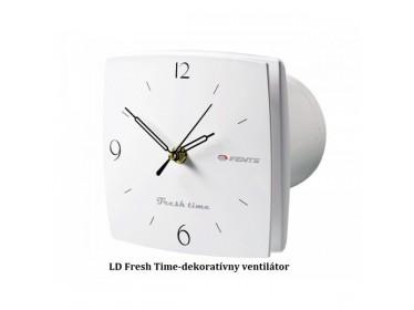 Dekoratívne ventilátory-VENTS typ LD Fresh time