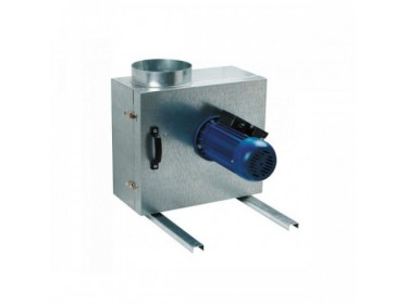 Radiálne priemyselné ventilátory do agresívneho prostredia