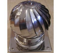 Turbomax 1 o150 podstava štvorec nerezový